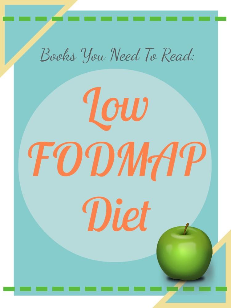 Best Low FODMAP Diet Books and Low FODMAP Cookbooks