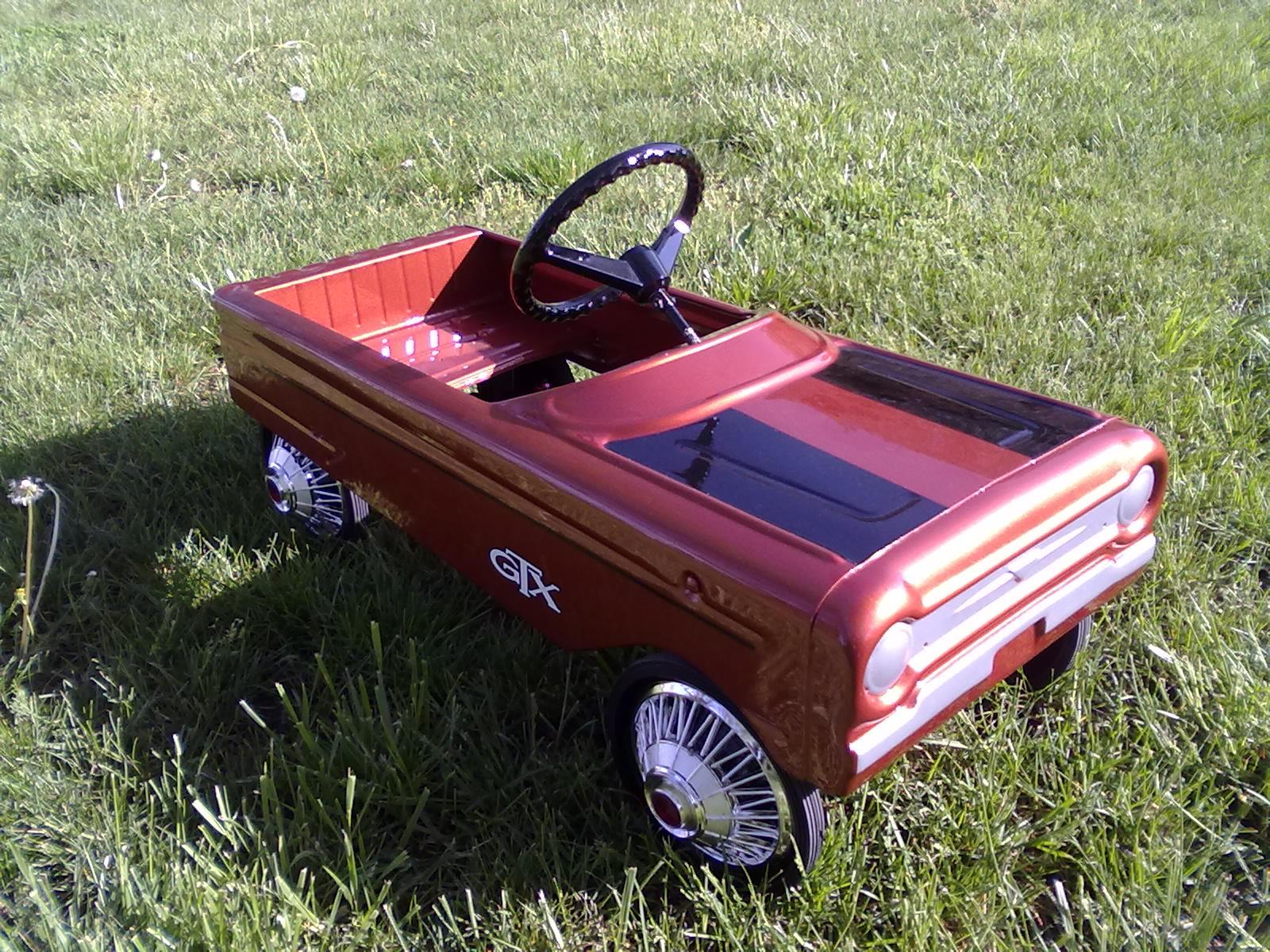 Pedal Car GTX 2