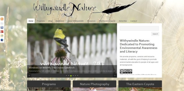 Withywindle Nature Web Site