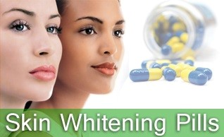 Skin Lightening pills, Creams and Gels