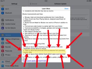 iOS 8.4 Update