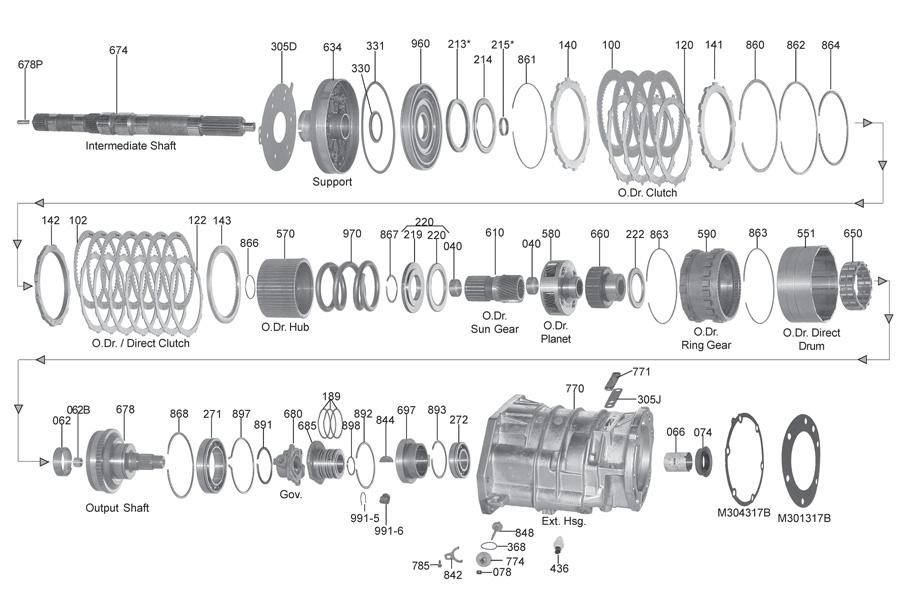 Dodge 46rh Transmission Diagram Wiring Schematic Diagram