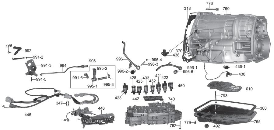 5r55w wiring diagram