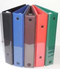 6-Ring Mini Binder for 4x6.5 Dealer Sales Pages