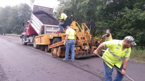 The Starke County Highway Department recently celebrated an accident-free milestone.