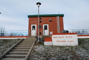 Knox Wastewater Treatment Plant