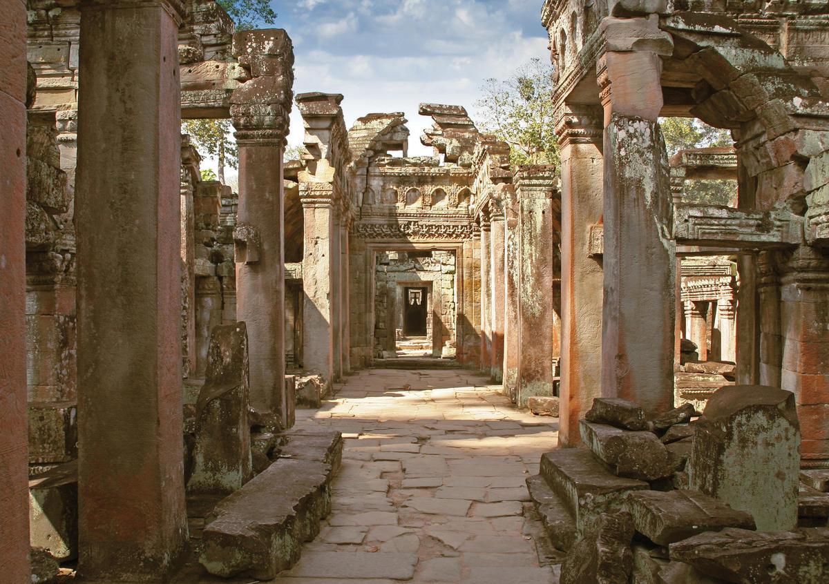 Beautiful Fall Pictures Wallpaper Preah Khan Temple World Monuments Fund