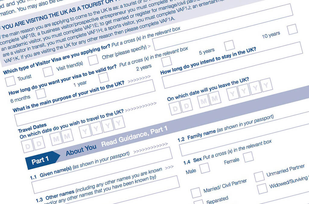 The New Online Application Form for British Citizenship UK