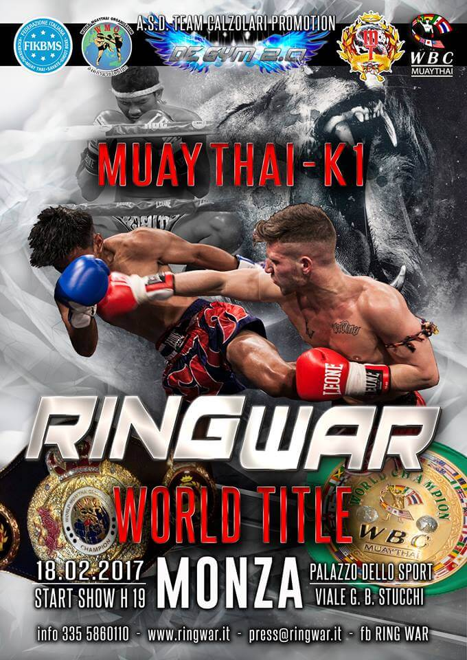 Muay thai organization, world muay thai organization, muay thai promotion, muay thai fight,