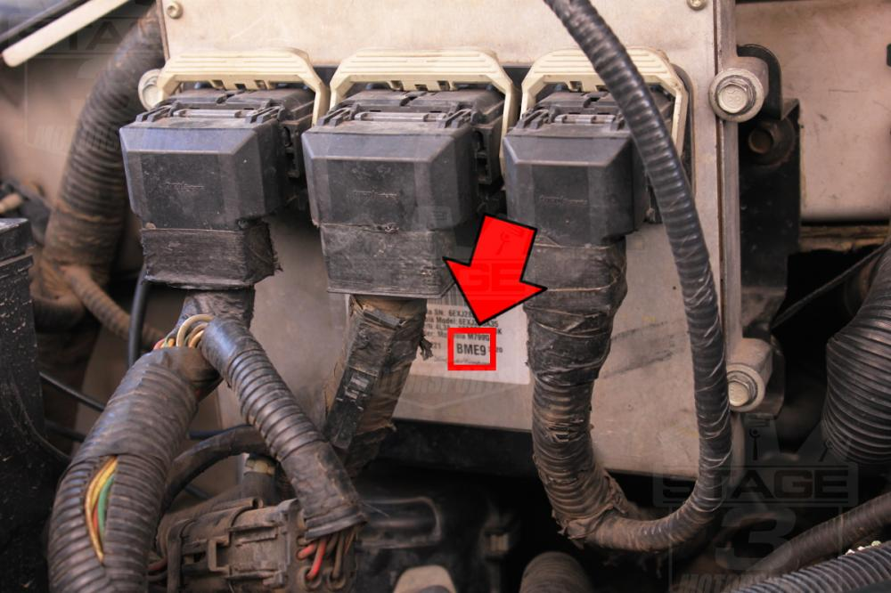 Ford 54 Cam Phaser Fix