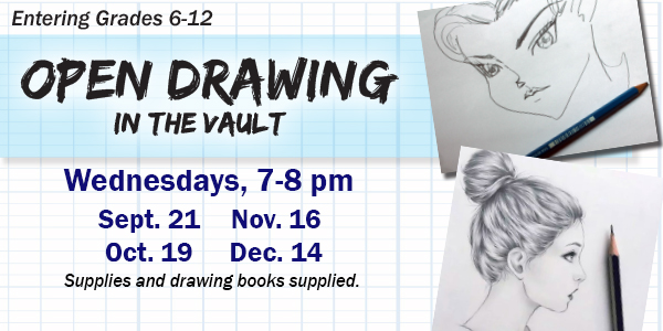 Open Drawing in the Vault