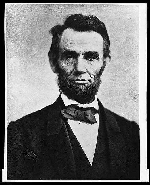 Abe flipped