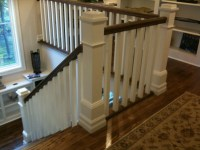 Stairs Newel Post, Interiors Stairs, Boxes Newel ...