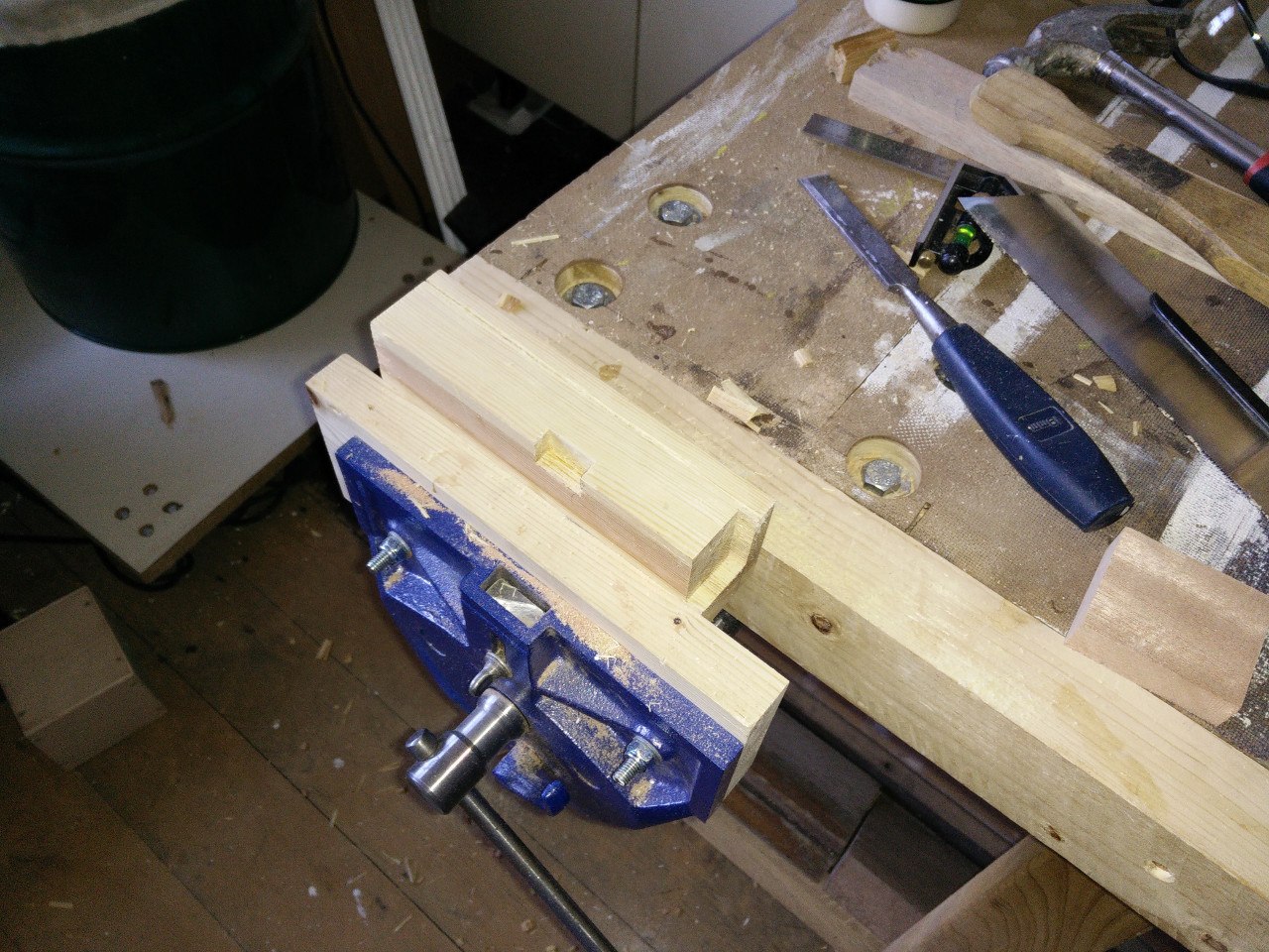 Repairing a window sill part 3 wobblycogs workshop for Window sill replacement
