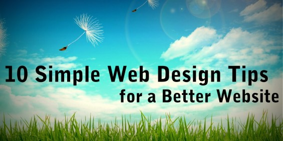 10 Things Beginner Needs to Know About Web Design Tips