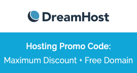 DreamHost Coupon Code: Maximum Discount
