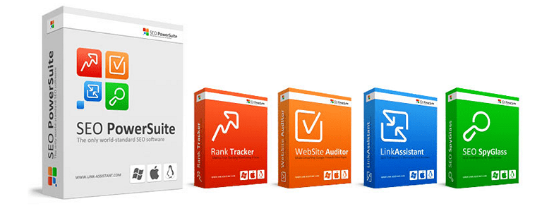SEO Powersuite Products