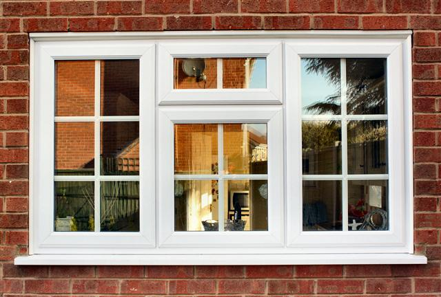 Common configuration of a uPVC Window