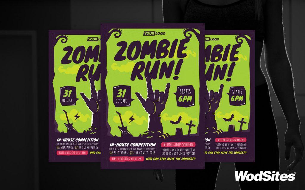 Zombie Fun Run WodSites