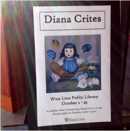 Soothsaying | West Linn Public | Library October, 2012