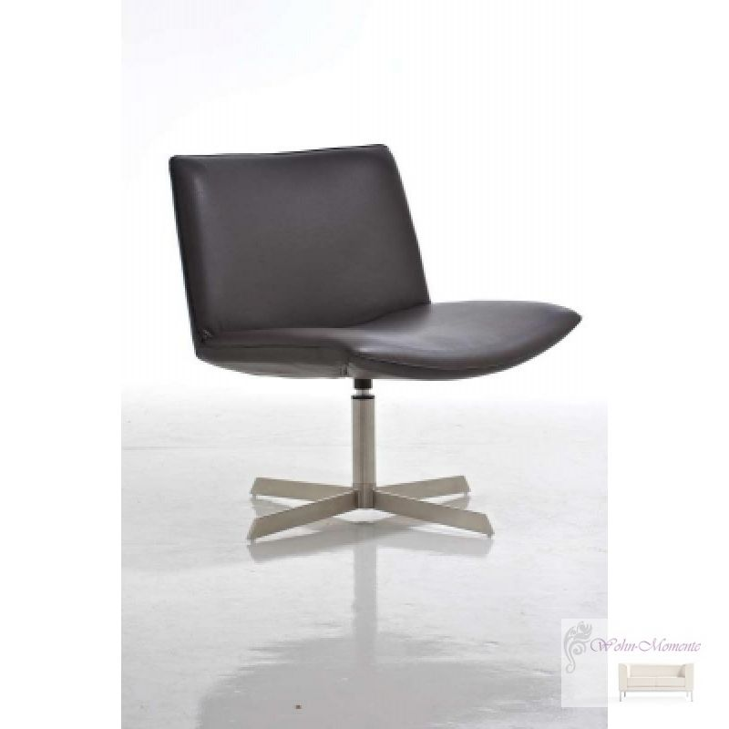 ... Nauhuri Lounge Sessel Leder Schwarz ~ Neuesten Design   Lounge Sessel  Nomi ...