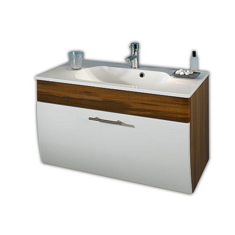 Badezimmer Spiegelschrank 90 Cm Breit homeline1 - atlantis - badezimmer 90 cm