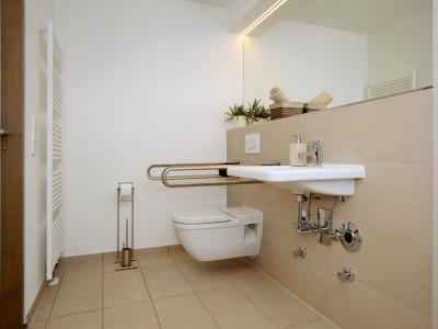 Barrierefreies Bad Ausstattung, Kosten Und Förderung   Pflegestufe 1  Badezimmer Umbau