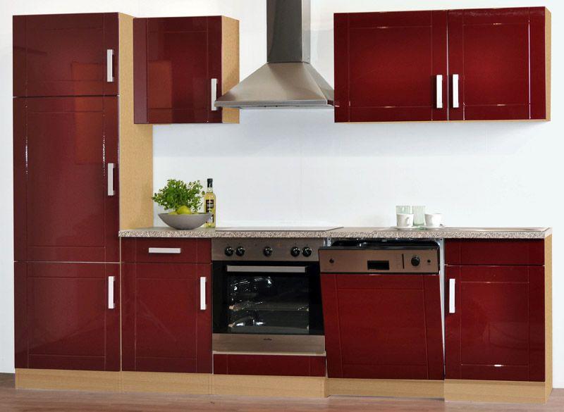 Emejing Küchenschrank Rot Hochglanz Pictures - Globexusa - esszimmer eimsb amp uuml ttel