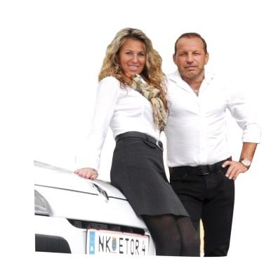 Maria & Dieter Leeb, die Inhaber von Eurotor