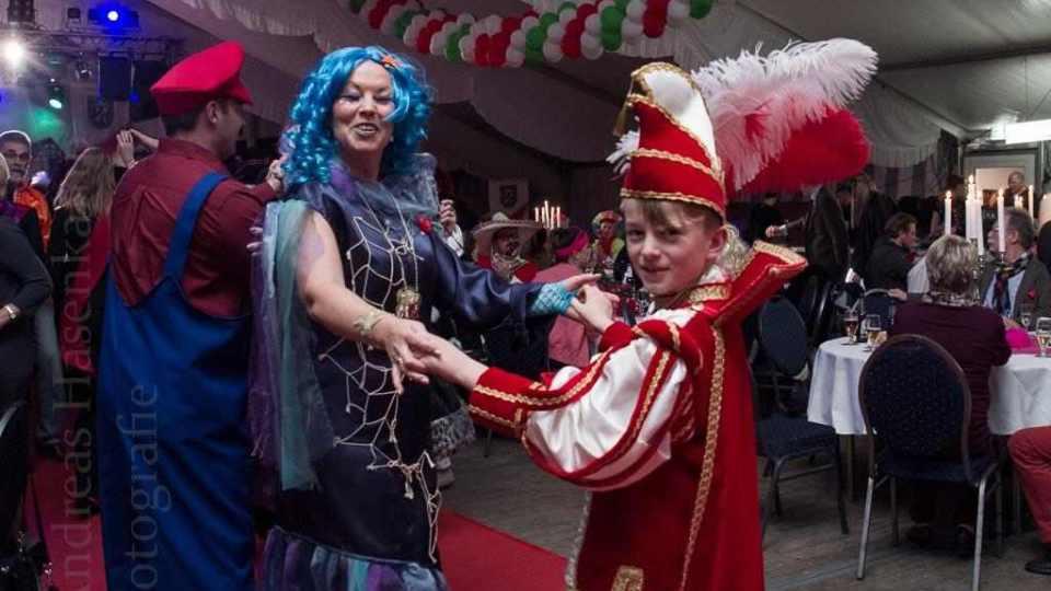 Gala der AKG Emmerbachgeister in Amelsbüren. Foto: A. Hasenkamp, Fotograf in Münster.