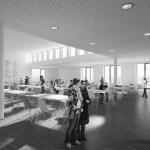 Erster Bauabschnitt Gesamtschule Münster-Mitte umfasst Sanierung der Altgebäude
