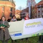 Umweltpreis 2016: Stadt Münster und Umweltforum kooperieren