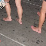 Barefooters Take To The Road…