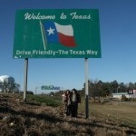 New Years in Galviston, Texas