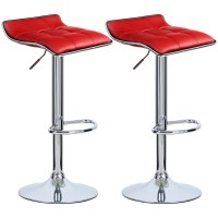 Set of 2 Bar Stools Barstool Breakfast Kitchen Stool Chair ...