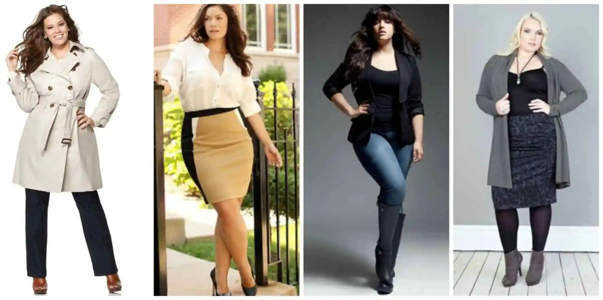How to: Tall, Curvy Girl Styling
