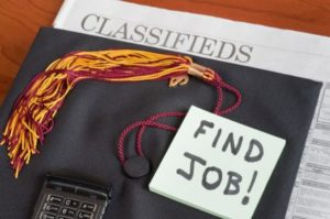 J is for Job Hunting after Graduation