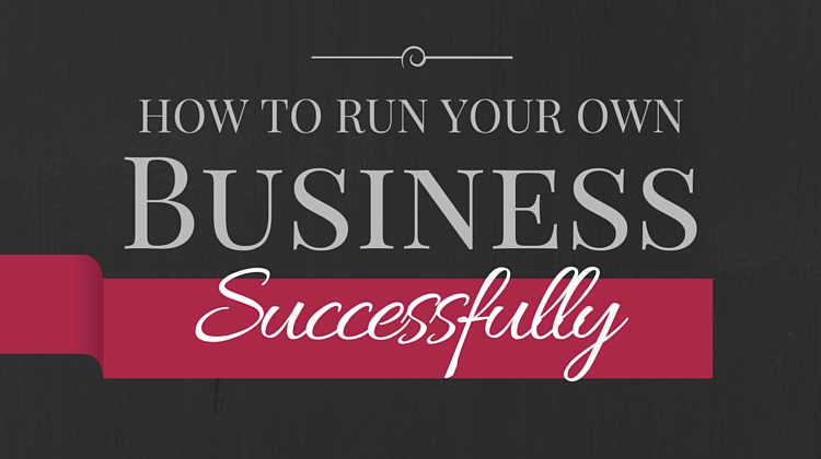 how to run your own business - Maggilocustdesign - own business