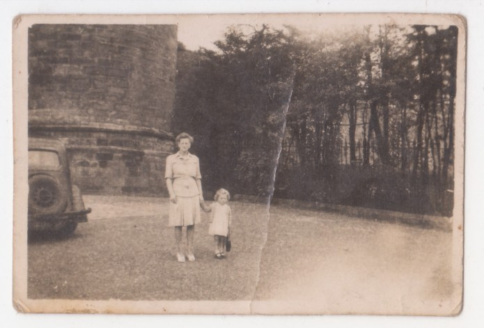Marietta and child photo 2