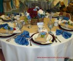 Women Conference Table Decoration Ideas
