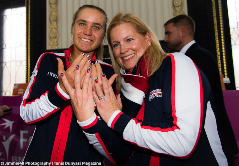 Fed Cup Final Draw Is Ready With Weakened Czechs And 3