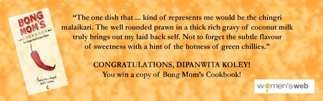 Bong Mom Cookbook Winner