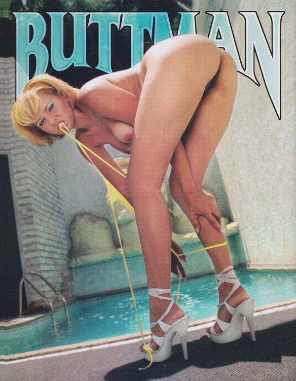 buttman tranny art