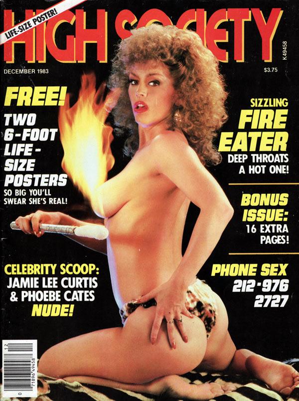 high society magazine pictorials