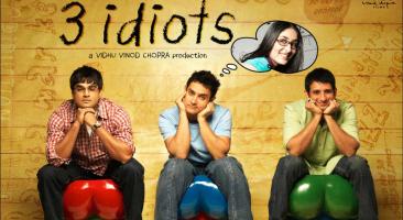 3idiots Poster