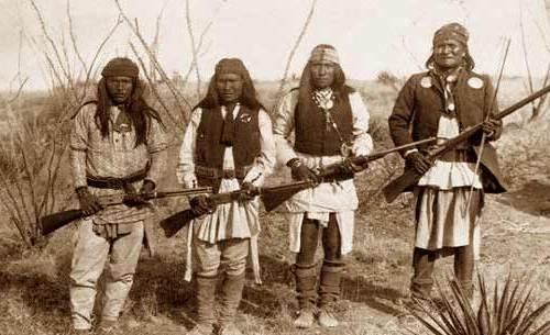 Apache Φυλές