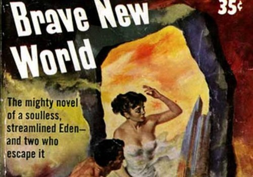 an analysis of the brave new world as published in 1932 Huxley published brave new world, his most successful novel, in 1932 as war loomed in europe, huxley, a pacifist, moved to california as war loomed in europe, huxley, a pacifist, moved to california.