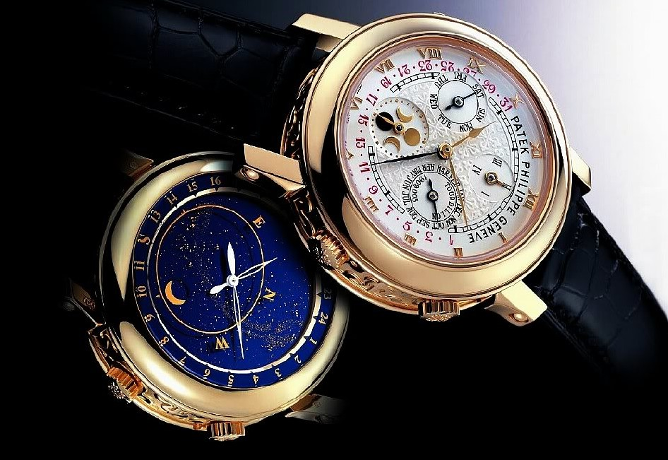 Most Expensive Watches List