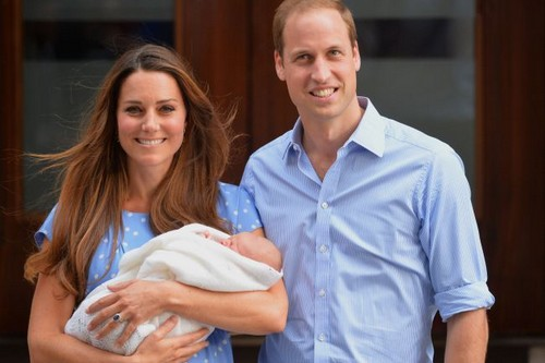 Birth of Royal Baby