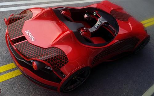 Concept Cars by Ferrari